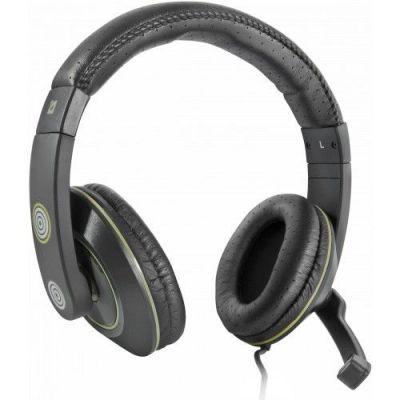 Игровая гарнитура Warhead G-110 черный, кабель 2,1 м