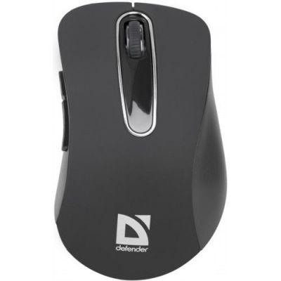 Беспроводная оптическая мышь Datum MM-075 черный,5 кнопок,1000 dpi