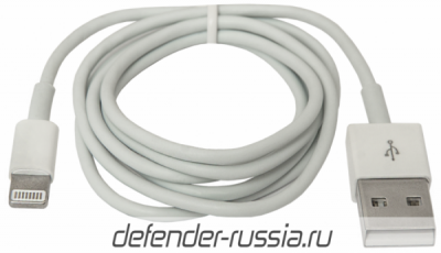 USB кабель ACH01-03H USB(AM)-Lightning(M), 1м