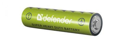Батарейка солевая R03-4F AAA, в пленке 4 шт