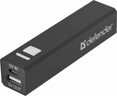 Внешний аккумулятор Lavita 2200 1 USB, 2200 mAh, 5V/1A