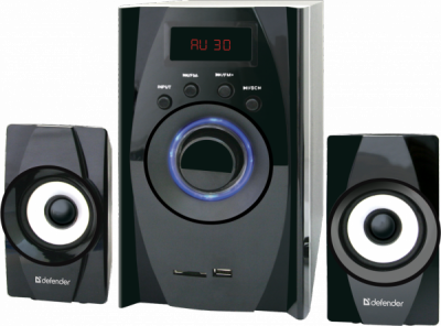 НОВИНКА. Акустическая 2.1 система X200 20W Bluetooth, FM/MP3/SD/USB
